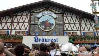 """Wiesnwirte-Familie gibt """"Bräurosl"""" auf: Corona ist ein Grund - Süddeutsche Zeitung"""