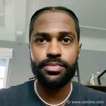 """Big Sean Says He Doesn't Feel """"Equal"""" and """"Free"""" in Video About Racism in America - E! Online"""