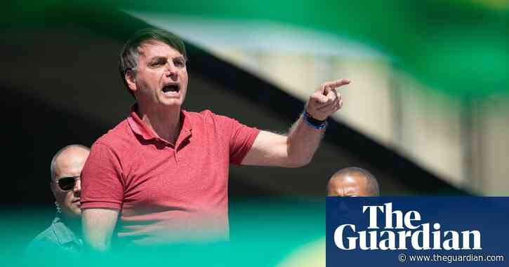 How Bolsonaro downplayed Covid-19 before, and after, he contracted the virus – video