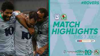 Highlights: Cardiff City 2-3 Rovers
