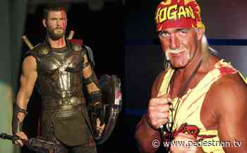 "Chris Hemsworth Needs To Put On ""More Size"" Than Thor To Play Hulk Hogan & Honestly, How? - Pedestrian TV"