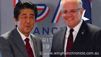 Security focus for virtual Japan summit - Wingham Chronicle
