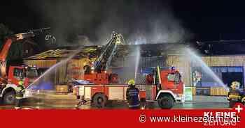Bei der Riesneralm: Feuer bei prominentem Sportshop ging von E-Motocross-Bike aus - Kleine Zeitung