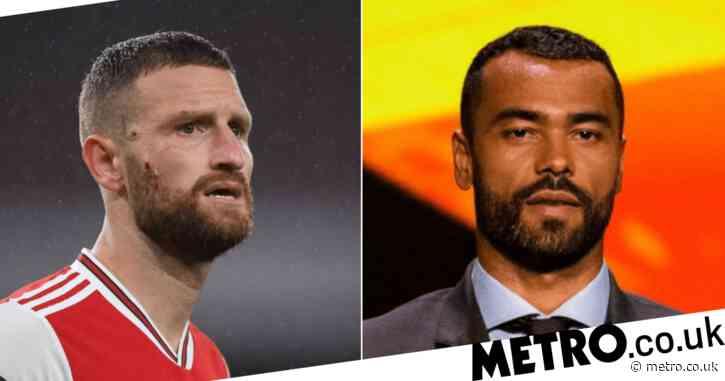 Ashley Cole singles out Shkodran Mustafi for Jamie Vardy equaliser vs Arsenal