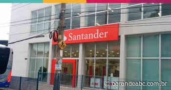 Agência do Santander em Diadema é fechada após segundo caso de Covid-19 - O Grande ABC