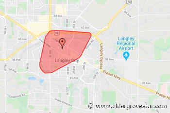Industrial accident cuts power to more than 1600 in Langley this hour – Aldergrove Star - Aldergrove Star