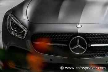 Daimler's Mercedes and Ocean Protocol Test Blockchain Data Sharing in Supply... - Coinspeaker