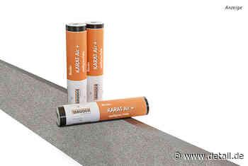 100 qm Dach neutralisieren Schadstoffausstoß eines PKWs - DETAIL - Magazin für Architektur + Baudetail - DETAIL.de - das Architektur und Bau-Portal