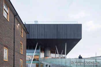 Interaktiv gestaffelt: Brighton College von OMA - DETAIL - Magazin für Architektur + Baudetail - DETAIL.de - das Architektur und Bau-Portal