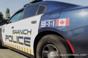 Suspect caught by Saanich Police 20 minutes after Colwood car reported stolen - Saanich News