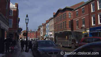 City Councilor Looks To Make Masks Mandatory In Portsmouth, NH Before Trump Rally - CBS Boston