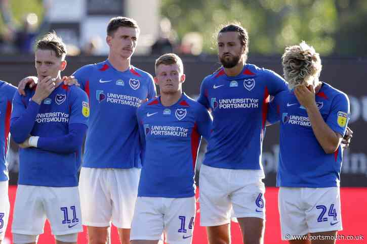 A season of underachievement for Portsmouth as apathy among fans now stronger than ever - Portsmouth News