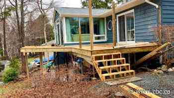 Supplies dwindle in midst of COVID deck building craze