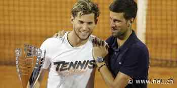 Thiem: «Auf Novak Djokovic einhauen? Das ist mir zu billig!» - Nau.ch