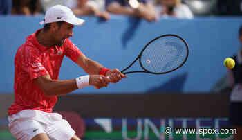 Tennis: Novak Djokovic hat Coronainfektion offenbar ausgestanden - SPOX.com