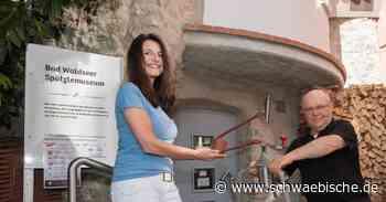 Zwei neue Pressen fürs Spätzlemuseum Bad Waldsee - Schwäbische