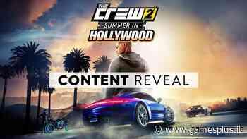 Summer in Hollywood, sesto aggiornamento gratuito di The Crew 2 - Gamesplus.it