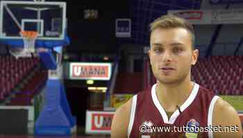 Umana Reyer Venezia, sesto anno consecutivo per Stefano Tonut - Tuttobasket.net