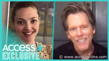 Kevin Bacon Left Co-Star Amanda Seyfried Starstruck When They First Met - Access