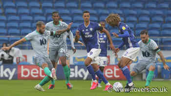 Gallery: Cardiff City 2-3 Rovers