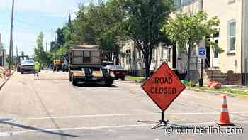 Water main work wrapping up on B Street in Carlisle - The Sentinel