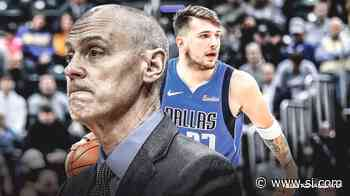 Carlisle 1-on-1: Mavs Coach Reviews 'Great Look' Of Luka Doncic - Sports Illustrated