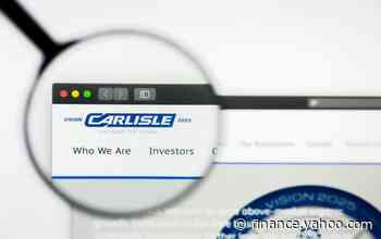 Reasons Why You Should Avoid Betting on Carlisle (CSL) Now - Yahoo Finance