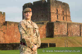 Army training helped to keep Carlisle law firm on its toes as Covid-19 hit city - News & Star