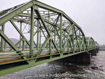 Trenton Makes bridge walkway to close for repairs - Bucks County Courier Times