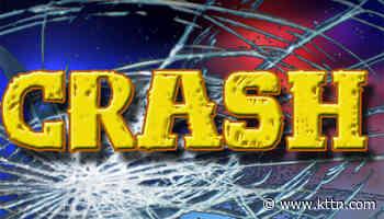 Two crashes in Trenton break TMU utility poles - kttn