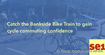 Catch the Bankside Bike Train to gain cycle commuting confidence