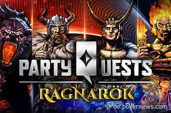 Die partypoker Ragnarök Promotion bringt $300K in Freerolls