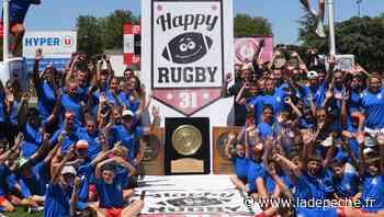Villefranche-de-Lauragais. Happy Rugby retrouve le terrain - ladepeche.fr
