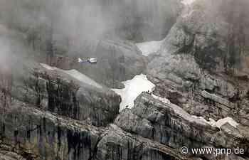Rettung am Watzmann erfolgreich: Zwei Bergsteiger geborgen - Passauer Neue Presse