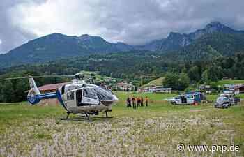 Suche nach zwei Wanderern am Watzmann vorerst abgebrochen - Passauer Neue Presse