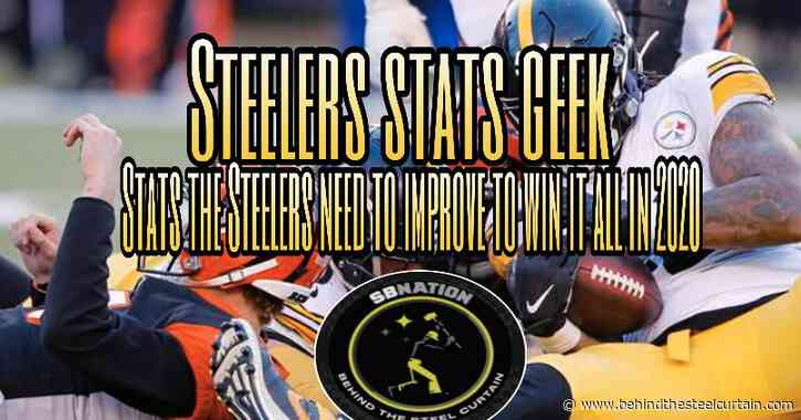 Podcast: Stats the Steelers need to improve on to win a championship in 2020