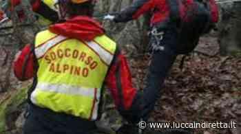 Finiscono fuori sentiero, tre escursionisti soccorsi dal Sast di Querceta - Luccaindiretta - LuccaInDiretta