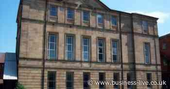 Plans lodged to restore final buildings on Derby's historic St Helen's House site - Business Live