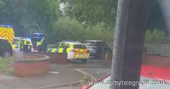 Man found dead in Derby car park - Derbyshire Live