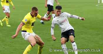 'It's been a pleasure' - midfielder released by Derby County - Derbyshire Live