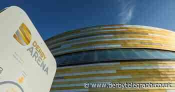 New dates for big-name Derby Arena events following coronavirus guidance - Derbyshire Live