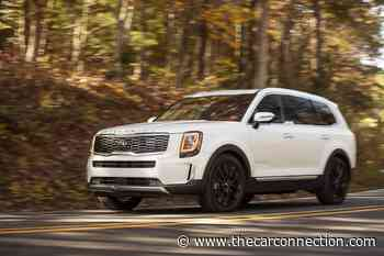 Kia has a problem: It can't build the Telluride fast enough