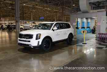 Kia Telluride can't keep up, 2020 Polaris Slingshot review, 2021 RAV4 Prime compared: What's New @ The Car Connection