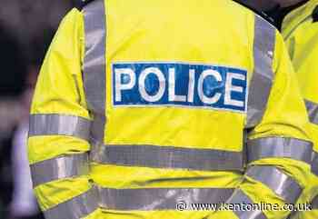 Three arrested over alleyway robbery