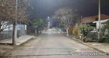 Avenida Flores da Cunha é a próxima via a receber lâmpadas de LED - oreporter.net