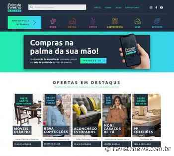 Feira de Inverno em Flores da Cunha é online — Revista News - Revista News