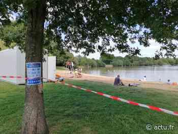 Saint-Philbert-de-Grand-Lieu : au parc de la Boulogne, place à la baignade ! - actu.fr
