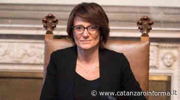 Il ministro Elena Bonetti a Catanzaro. In visita al Centro Calabrese di Solidarietà - CatanzaroInforma