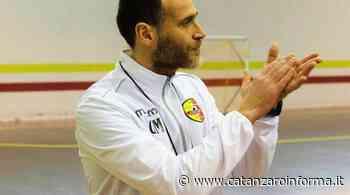 Il Catanzaro Futsal sarà guidato dal riconfermatissimo mister Gianluigi Mardente - CatanzaroInforma
