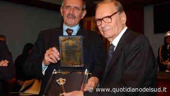 Il ricordo di Morricone, quando il grande compositore divenne cittadino di Catanzaro - Quotidiano del Sud